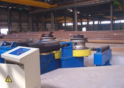 Pipe Bending Machine In Yaohai Steel Company