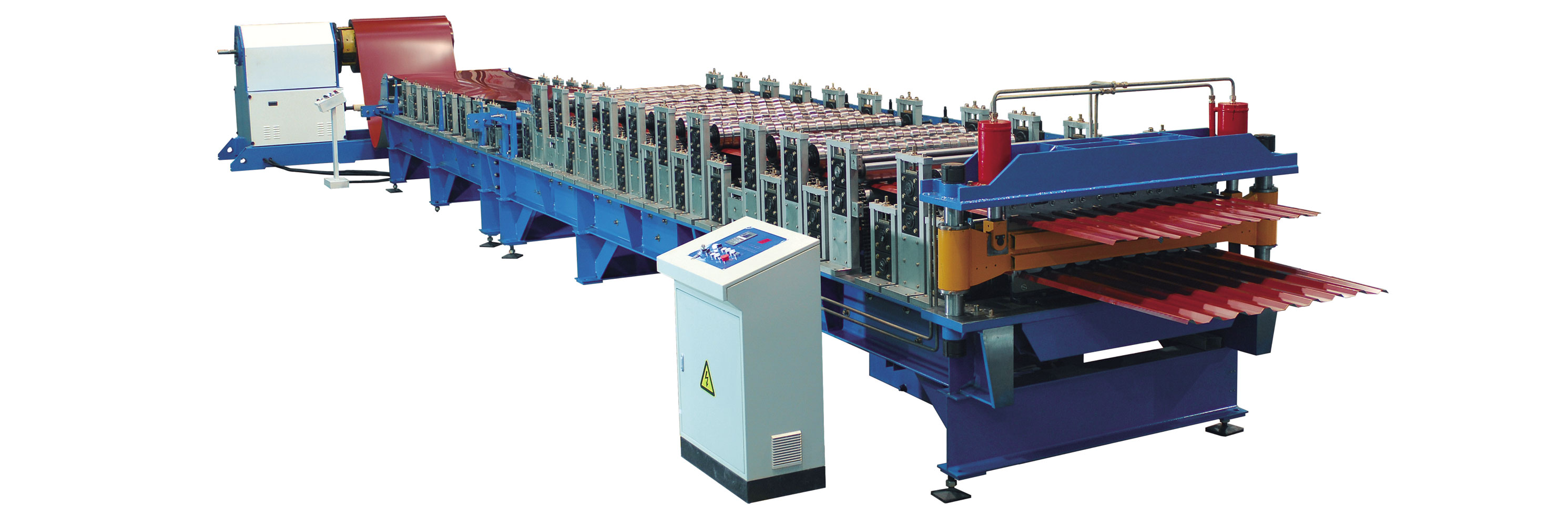 High Speed Roll Forming Machine