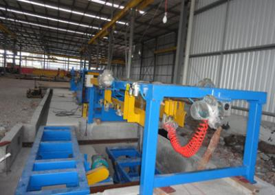 Roll Forming And Slitting Line In Brazil